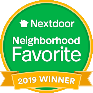 Nextdoor - Neighborhood Favorite 2019