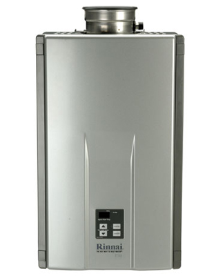 Energy efficient tankless water heater